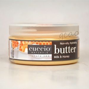 Cuccio Milk and Honey body butter